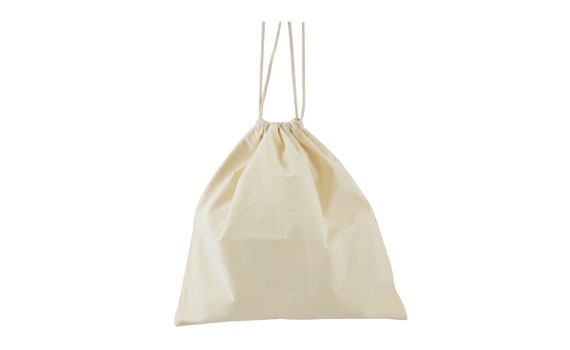 Canvas Drawstring Bag 4