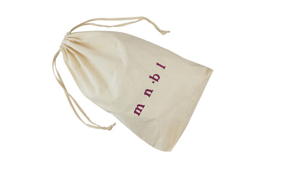 Cloth Drawstring Bag 2