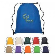 Custom Cheap Cotton Drawstring Bags