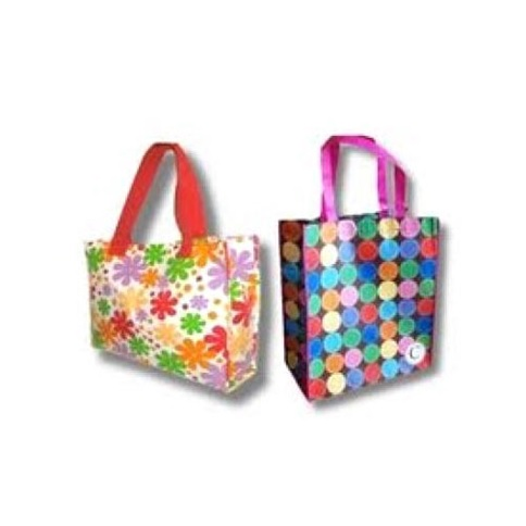 Custom printed colored cotton bags