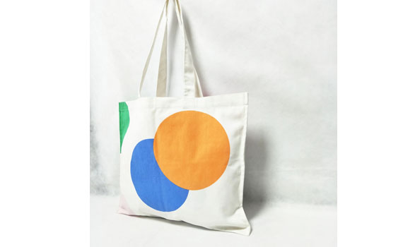 large cotton bag