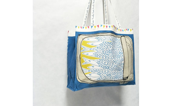personalized canvas shopping bags