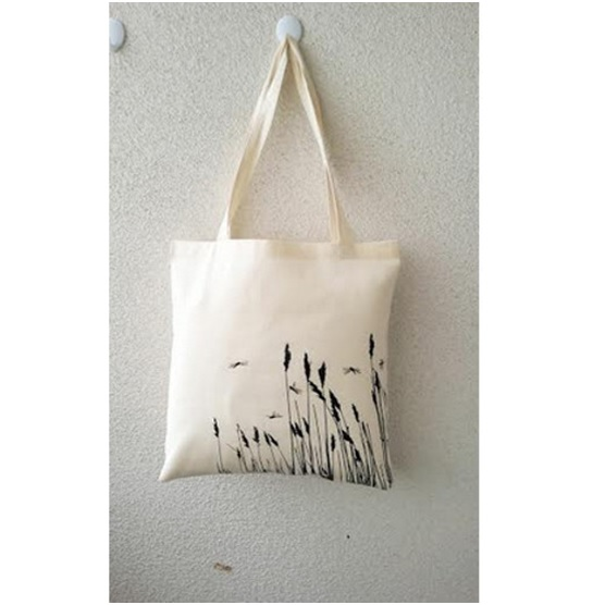 using Cotton bags